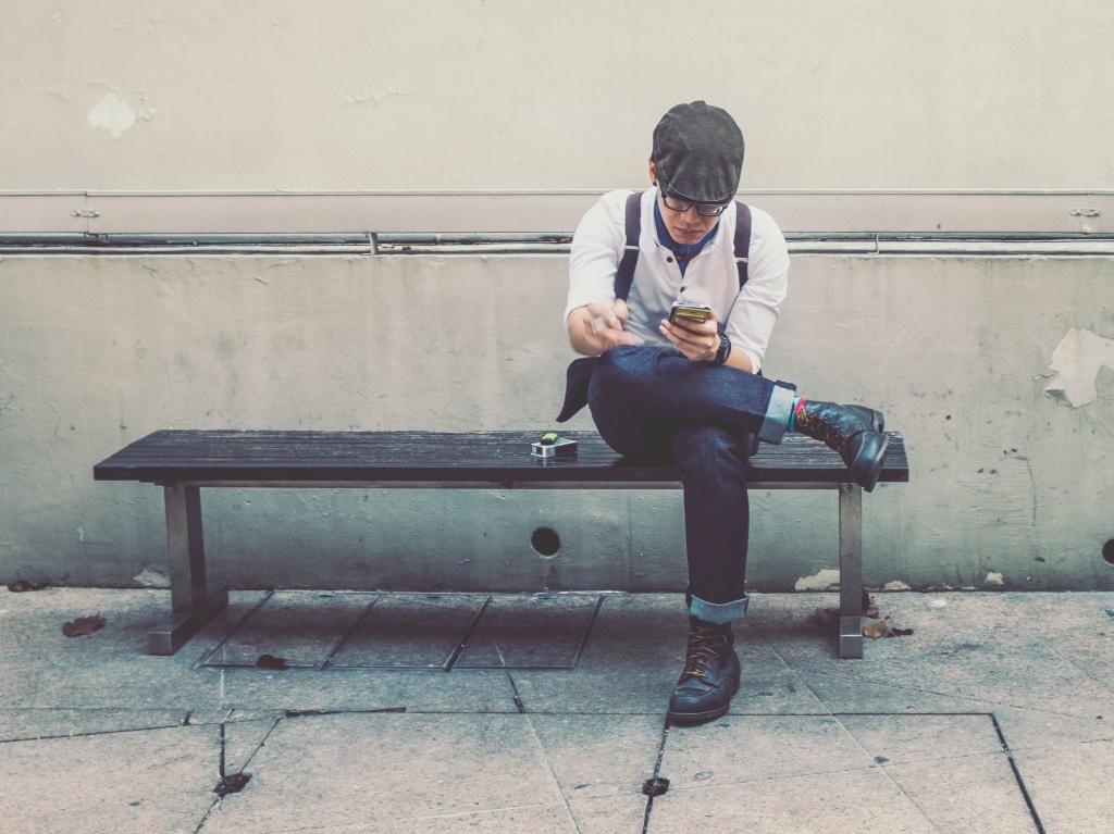 phones dominate us